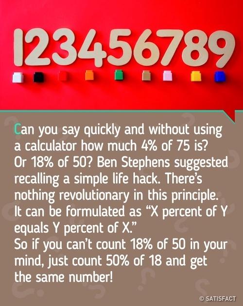 Math Hack