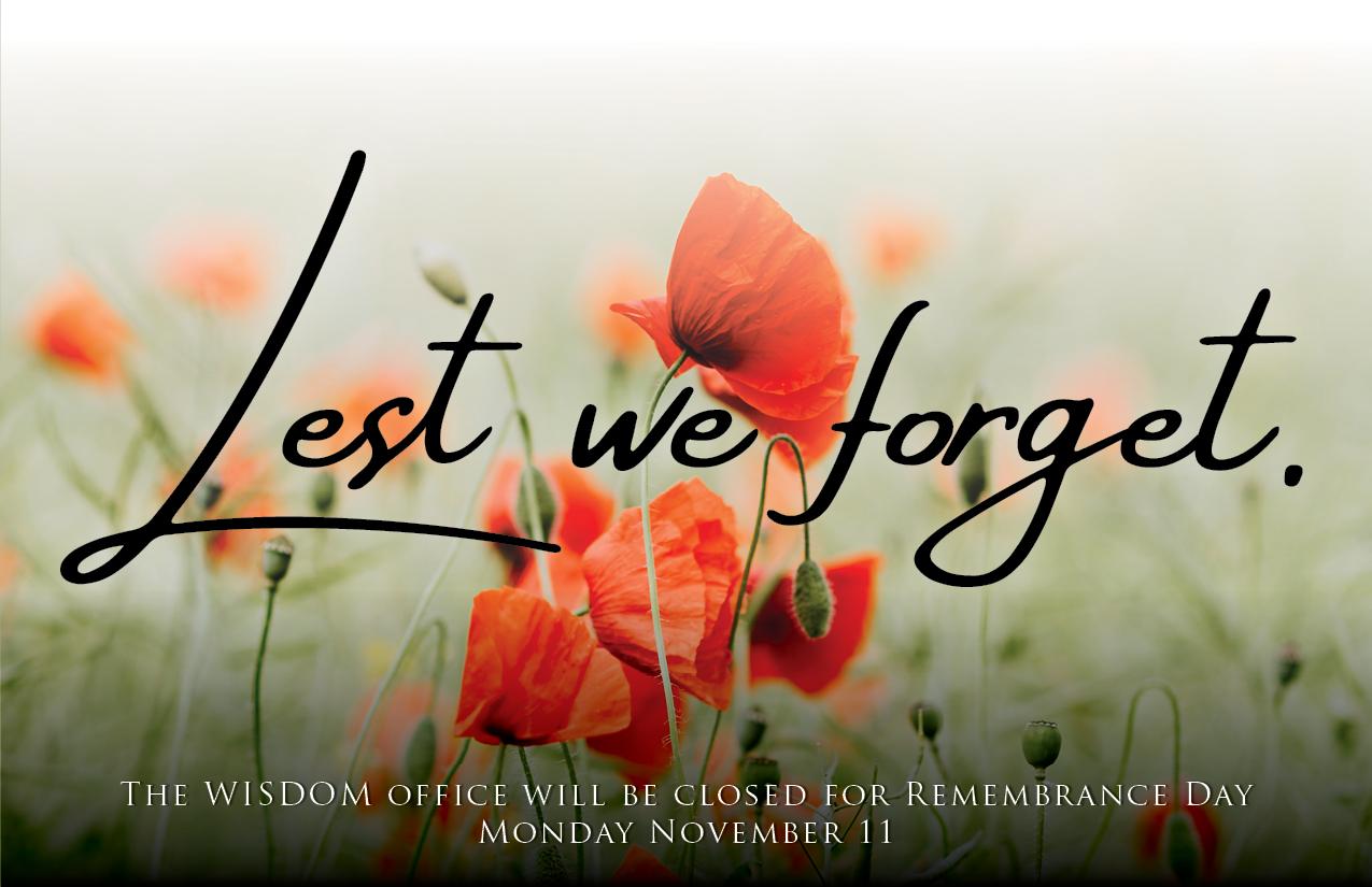 RemembranceDay2019