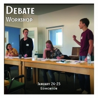 Debate Workshop - Edmonton