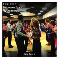 Beginner Ballroom Dance Workshop - Sunset House