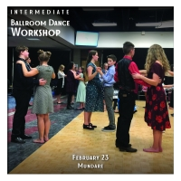 Intermediate Ballroom Dance Workshop - Mundare